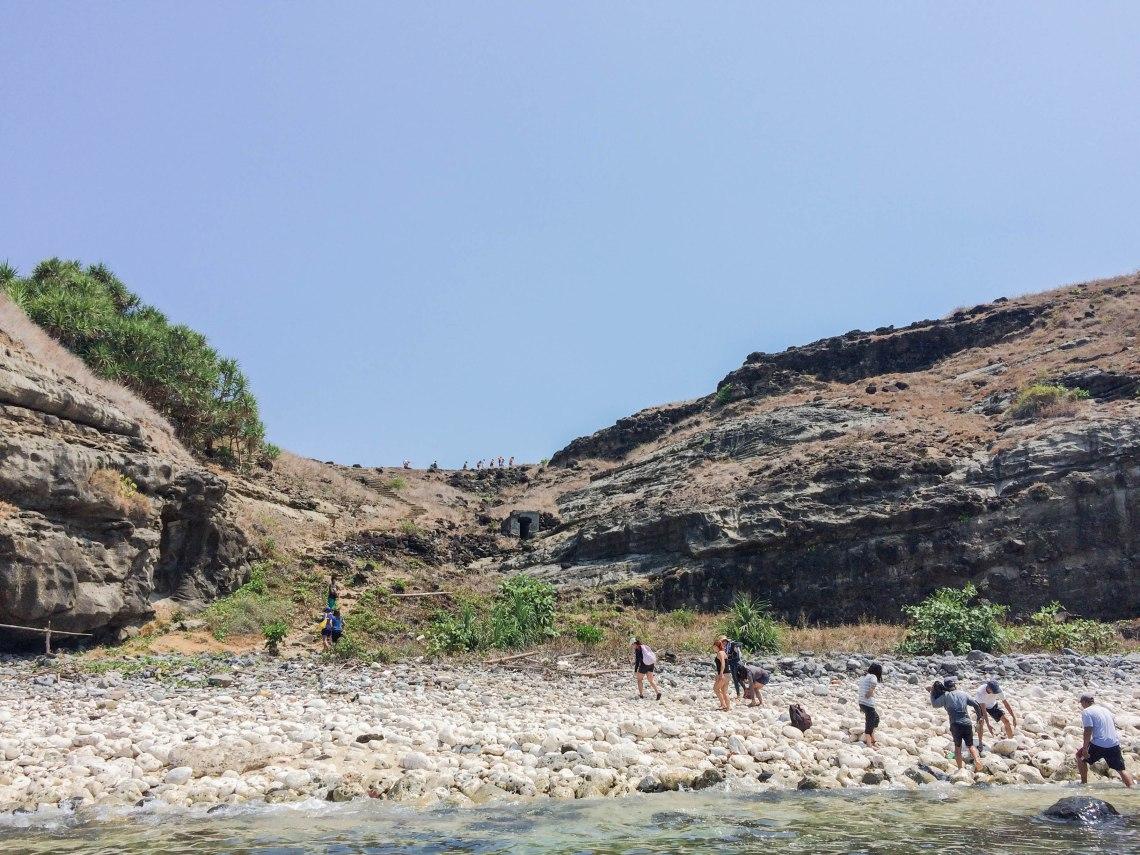 Capones Island, Anawangin Cove & Nagsasa Cove - Zambales