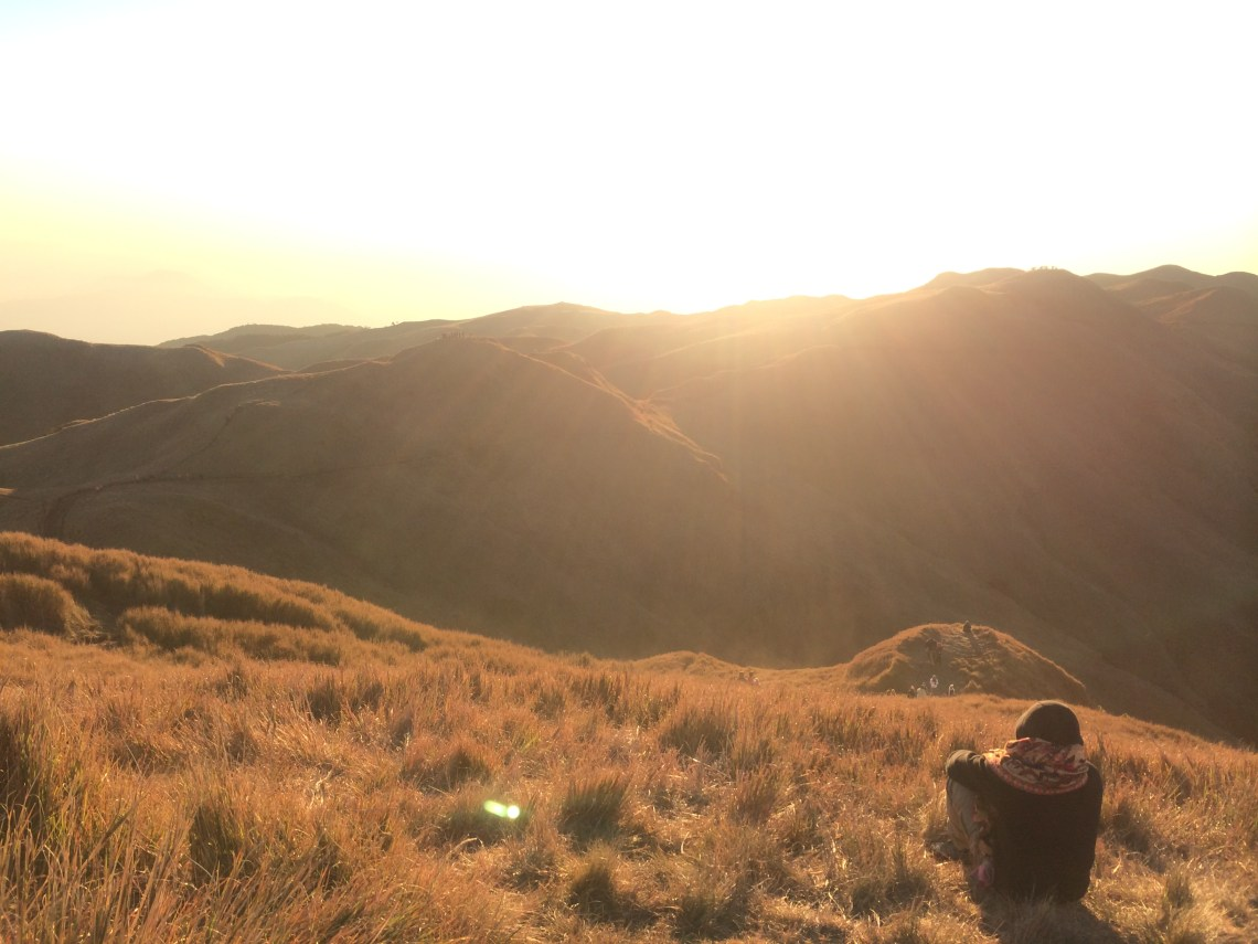 Mt. Pulag: I Climbed. I Survived. I Conquered.