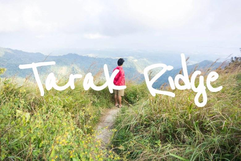 Tarak Ridge, Mariveles, Bataan
