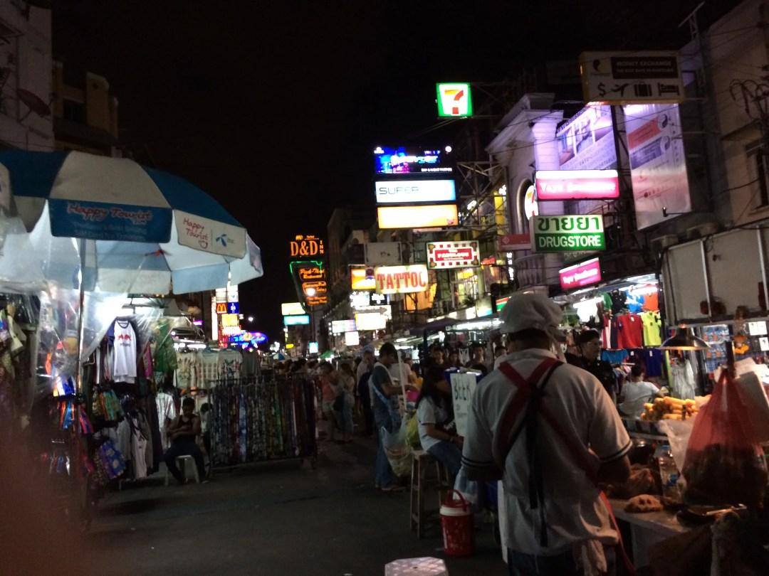 Khaosan Road - Thailand