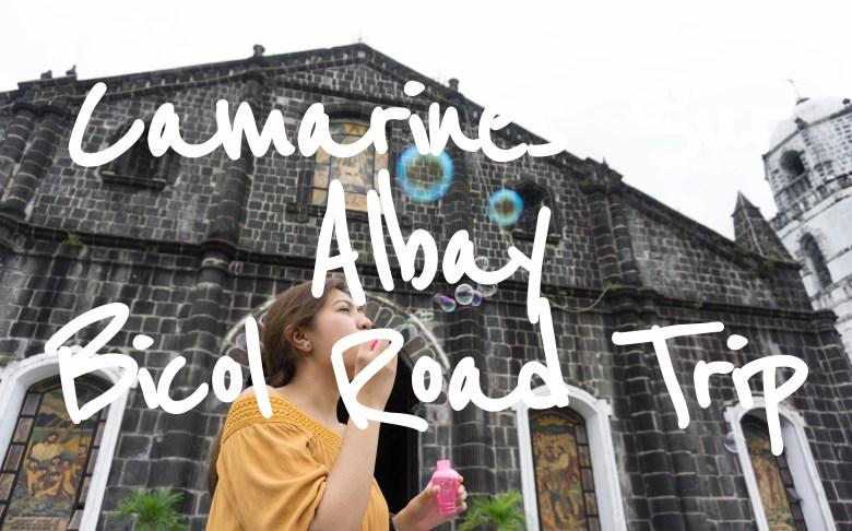 Camarines Sur- Albay Bicol Road Trip