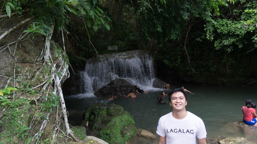Tinandayagan Falls - Libmanan, Camarines Sur