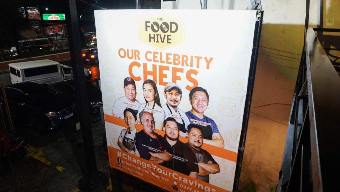 The Food Hive - Visayas Avenue (Food Park Madness)
