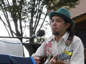六呂師高原アルプス音楽祭2014 西本 賢氏/どこまでもアマチュア