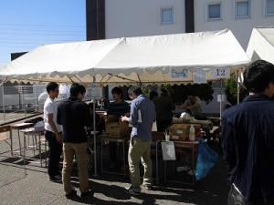 第50回福井高専祭 12番「POTE'S キッチン」/どこまでもアマチュア
