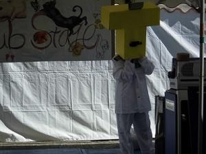 第50回福井高専祭 カラオケ大会が続くサブステージ/どこまでもアマチュア