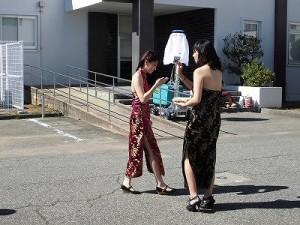 第50回福井高専祭 コスプレ美人2名/どこまでもアマチュア