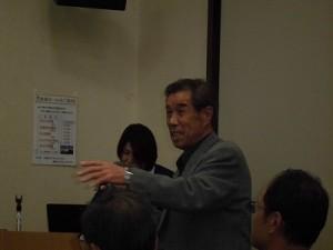 ふるさとの魅力を語ろう!景観づくり団体のつどい 鯖江市の吉江藩近松の里ボランティアグループの活動を紹介する若竹 健治氏/どこまでもアマチュア