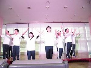 もう最高!クリスマスコンサート2014 in 勝山ニューホテル エネルギッシュな奥越明成高校演劇部の演技/どこまでもアマチュア