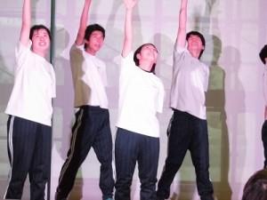 もう最高!クリスマスコンサート2014 in 勝山ニューホテル 若さあふれる奥越明成高校演劇部の演技/どこまでもアマチュア