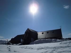 さかだに雪まつり 高原の時計台 ミルク工房奥越前/どこまでもアマチュア