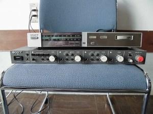 第51回越前大野名水マラソン SONY FM STEREO/FM-AM TUNER ST-YX5とAUDIO MIXER SRP-X6004/どこまでもアマチュア