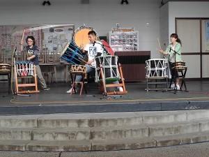 第51回越前大野名水マラソン 地元和太鼓グループ「祥雲」のリハーサル/どこまでもアマチュア
