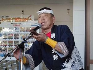 第51回越前大野名水マラソン 地元和太鼓グループ「祥雲」代表 山内 廣志氏/どこまでもアマチュア