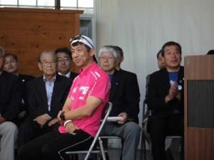 第51回越前大野名水マラソン ゲストランナー 森脇 健児氏/どこまでもアマチュア