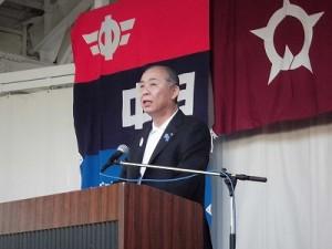 第51回越前大野名水マラソン 岡田 高大 大野市長/どこまでもアマチュア