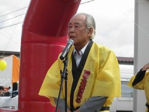 第30回大野市福祉ふれあいまつり実行委員会委員長 廣瀬 守氏/どこまでもアマチュア