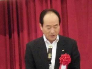 第30回大野市福祉ふれあいまつり 大野市議会議長 高岡 和行氏/どこまでもアマチュア