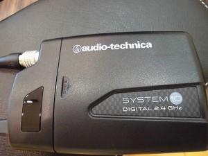 第30回大野市福祉ふれあいまつり audio-technica ATW-T1001J ピンマイク/どこまでもアマチュア