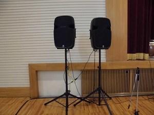結の故郷・里芋音頭 踊り大会 & 清水ゆう・ハーバーライツオーケストラコンサート JBL 500 Series EON 515XT Self Powered Loudspeaker/どこまでもアマチュア