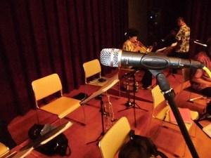 結の故郷・里芋音頭 踊り大会 & 清水ゆう・ハーバーライツオーケストラコンサート SHURE BETA58A/どこまでもアマチュア