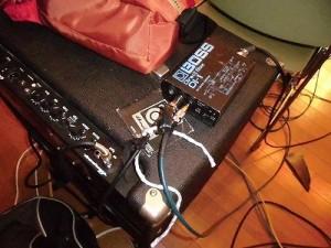 結の故郷・里芋音頭 踊り大会 & 清水ゆう・ハーバーライツオーケストラコンサート AMPEG BA-115/どこまでもアマチュア