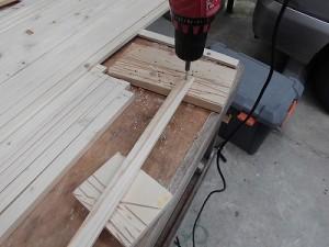 日曜大工自習教室~下手の横好き編~ ドリルの刃を貫通/どこまでもアマチュア