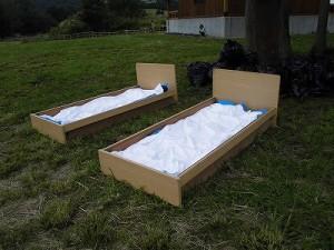 六呂師高原アルプス音楽祭2015 わらのベッド/どこまでもアマチュア