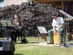 六呂師高原アルプス音楽祭2015 堀川 千尋氏、上坂 朋佑氏と出演/どこまでもアマチュア