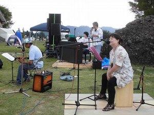 六呂師高原アルプス音楽祭2015 One Dayの面々/どこまでもアマチュア