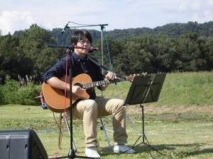 六呂師高原アルプス音楽祭2015 タカハシ ケンジ/どこまでもアマチュア