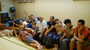 結の故郷・里芋音頭 踊り大会 & 清水ゆう・ハーバーライツオーケストラコンサート番外編 みんなで休憩/どこまでもアマチュア
