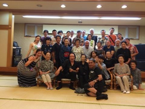 結の故郷・里芋音頭 踊り大会 & 清水ゆう・ハーバーライツオーケストラコンサート番外編05さとみんブログ