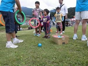六呂師高原アルプス音楽祭2015 藤島高校ジャグリング部 即席テクニシャンを目指す少年少女/どこまでもアマチュア
