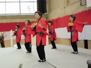 下庄地区敬老会 大野舞踊研究会/どこまでもアマチュア