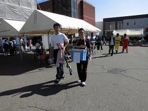 第51回福井高専祭 ドリンクの行商/どこまでもアマチュア