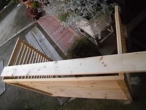 日曜大工自習教室~下手の横好き編~ 天板作成開始/どこまでもアマチュア