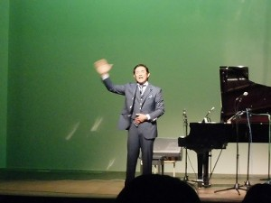 天空の城コンサートatめいりん 田中  健氏の外郎売/どこまでもアマチュア