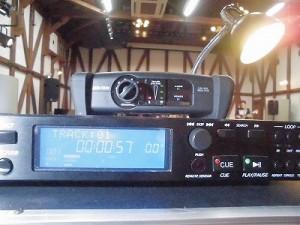 MARIA ライブ 2015 at 平蔵 LINE6 XD-V30受信機/どこまでもアマチュア