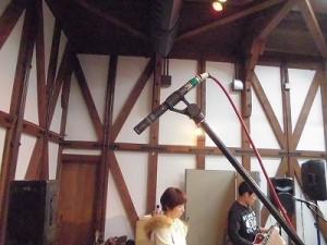 MARIA ライブ 2015 at 平蔵 AKG C391B/どこまでもアマチュア