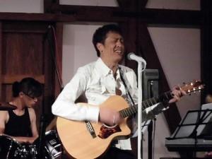 MARIA ライブ 2015 at 平蔵 ボーカル 牧野氏/どこまでもアマチュア