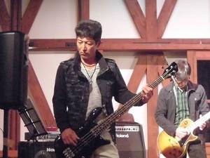 MARIA ライブ 2015 at 平蔵 ベース トモ/どこまでもアマチュア
