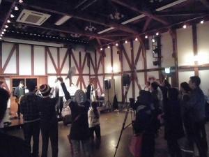 MARIA ライブ 2015 at 平蔵 お客さん/どこまでもアマチュア