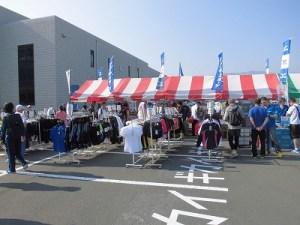 第52回越前大野名水マラソン スポーツ用品店/どこまでもアマチュア