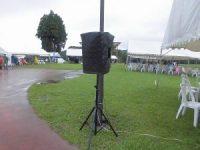 MACKIE THUMP TH-15A パワード ラウドスピーカー