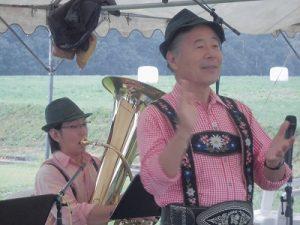 熱田 健氏と中山 彰氏