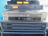 SONY CDMDデッキ MXD-D400