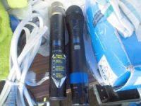 SOUND PURE model 8011ⅡとLINE6 XD-V55