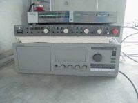 受信機とミキサーとアンプ