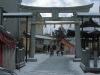 木田神社の鳥居